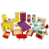 bigjigs toys heritage playset dolls furniture