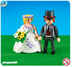 playmobil bride groom note item part