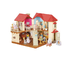 calico critters townhome highly detailed spacious