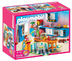 playmobil grand play contains figure table