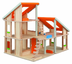 plan toys chalet dollhouse house units