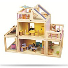 Save Designed By You Dollhouse With Furniture