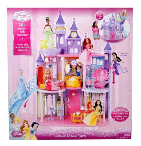 Disney Princess Castle Dollhouse
