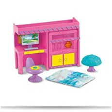 Save Dora The Explorer Dollhouse Bedroom