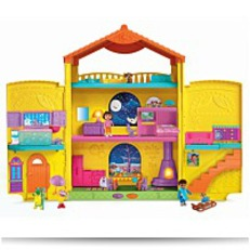 Dora The Explorer Window Surprises Dollhouse