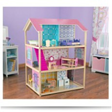 Save Kid Kraft Deluxe Play Around Dollhouse