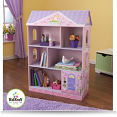 Save Kid Kraft Dollhouse Bookcase