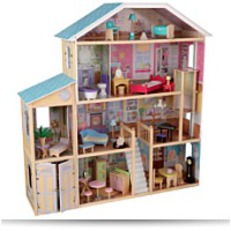 Save Kid Kraft Majestic Dollhouse