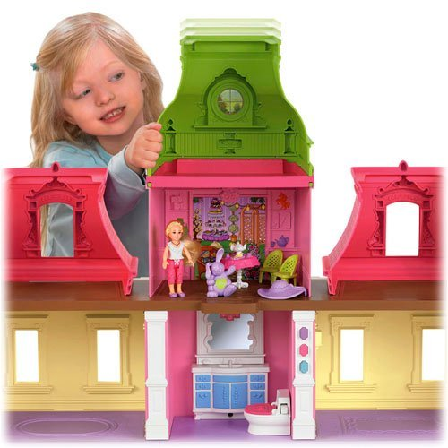pare Loving Family Grand Dollhouse vs Loving Family
