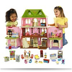 Save Loving Family Tm Grand Dollhouse Super