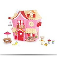 Save Mini Lalaloopsy Sew Sweet House Playhouse