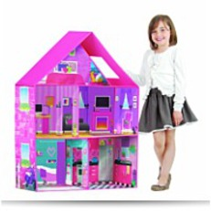 Save Modern Doll House