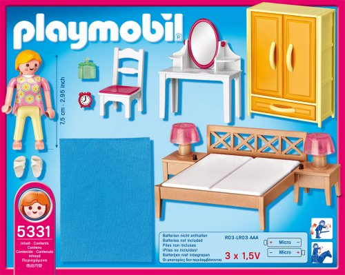 Toll ... Playmobil Parents Bedroom Image 3 ...