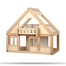 Save Plan Toy My First Dollhouse