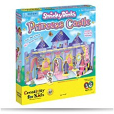 Save Shrinky Dinks Princess Castle