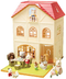 calico critters oakwood spacious floors fill