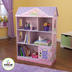 kraft dollhouse bookcase have keeping rooms