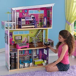 Kid Kraft Modern Mansion Dollhouse